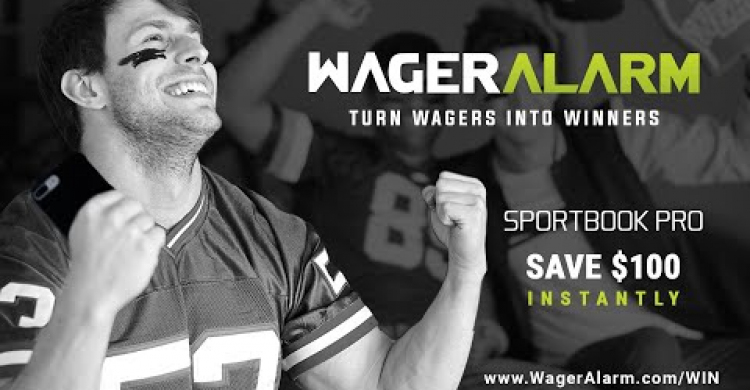 Wager Alarm NFL Friday Night Ticket - January 11 Cover Image