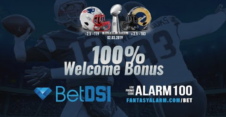 Wager Alarm NFL Friday Night Ticket - Super Bowl Prop Bets