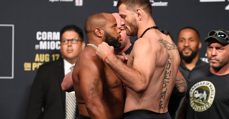 Wager Alarm Quick Picks - UFC 241